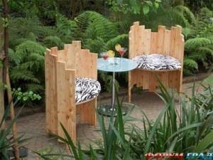 садовый стул