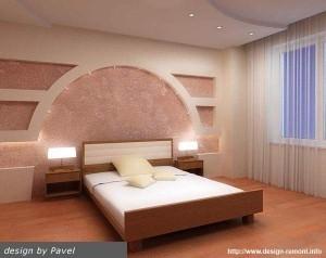 выбор интерьера спальни