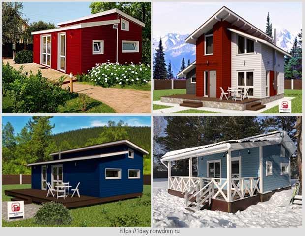 фирма норвежский дом