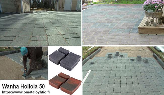 финская бетонная плитка